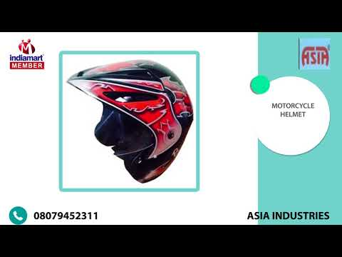 Helmets & Helmet Accessories By Asia Industries, New Delhi