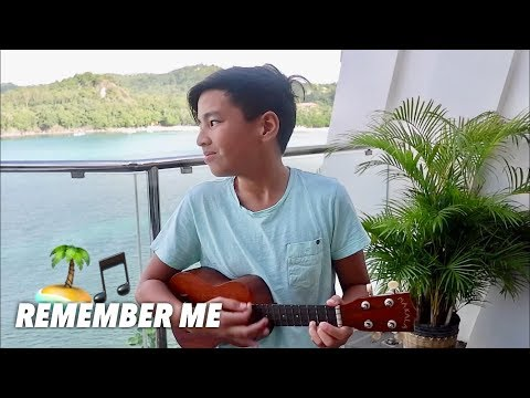 REMEMBER ME (COCO) | Cover by SAM SHOAF