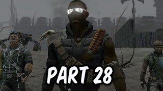 Defiance 2050 Walkthrough Gameplay Part 28 - The Heart of The Matter - (Defiance Xbox One)