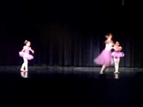 Litlle One Ballet Recital