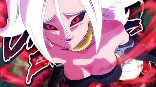 Team Android is TOO MUCH Fun! Dragon Ball FighterZ Ranked Matches