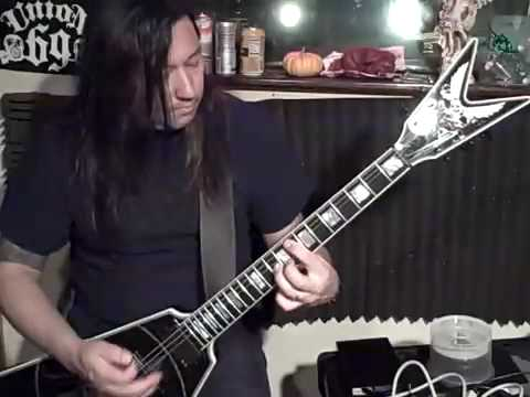 Eric Peterson Lesson - Guitar and Riffs