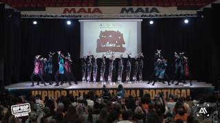 NEXT Fam | Final MegaCrew @ Hip Hop International Portugal 2017
