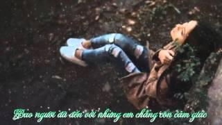 Nỗi Đau Em Luôn Giấu  - Trương Tâm Nhi  ( Video OFFICAL HD LYRIC  )