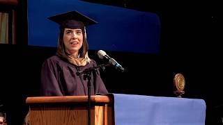 Elizabeth Bond DePaoli   Walsh Winter '19 Commencement Speaker