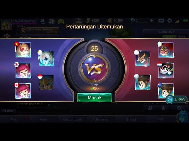UPDATE APK BOT PERMANENT MOBILE LEGENDS TERBARU!!