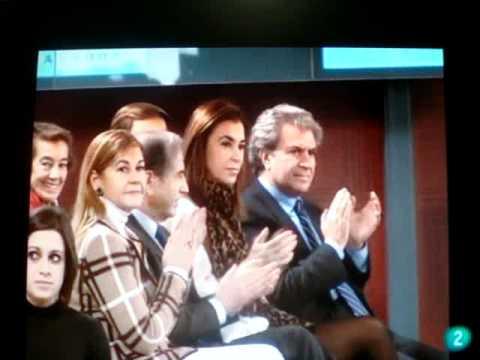 Museodelapalabra.com César Egido en el programa Miradas 2 de la 2 TVE
