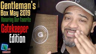 Gentleman's Box May 2019 👔 : #LGTV Review