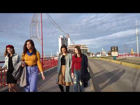 ~Odessa~UKRAINE 2018 ウクライナ 海の見える街 オデッサを散歩してみた Одесса