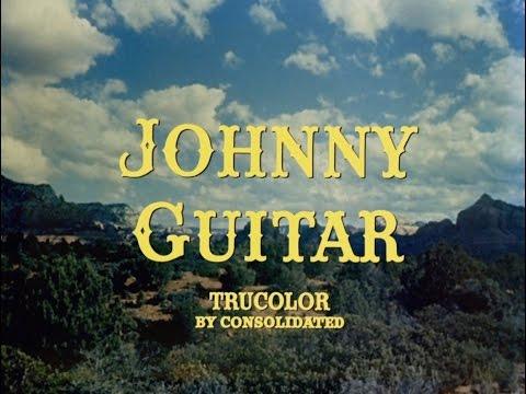 Johnny Guitar (Mujer pasional) - Subtitulada