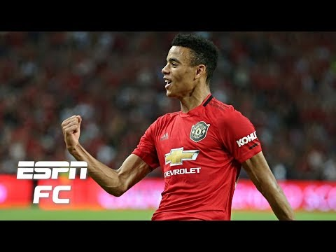 Manchester United starlet Mason Greenwood seals ICC win against Inter | International Champions Cup