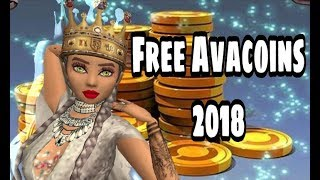 FREE AVACOINS 2018 (Avakin Life with Wolf Lee)