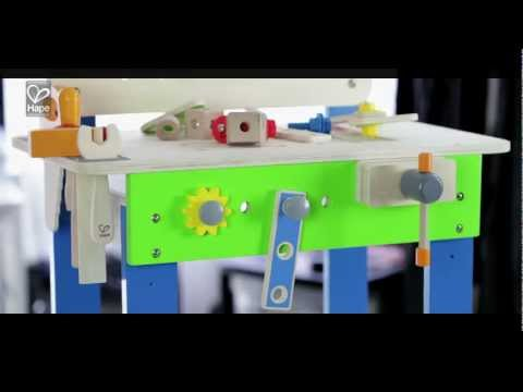 Work Bench - Hape Toys