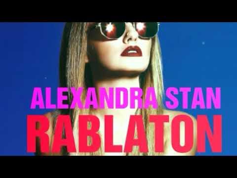 Alexandra Stan - Rablaton ( New Song - Teaser)
