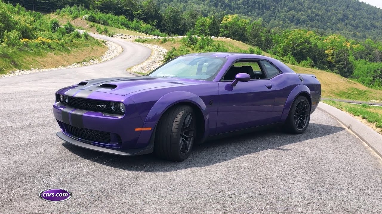 Our Three Favorite Things About The 2019 Dodge Challenger Hellcat