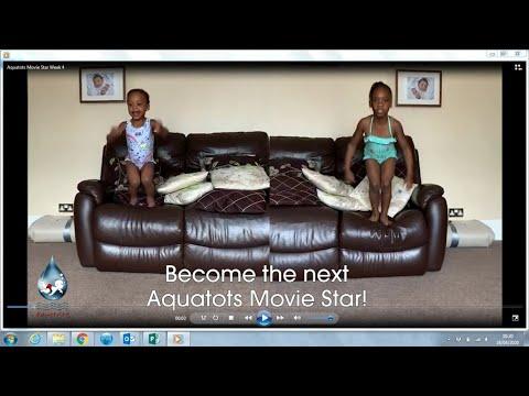 The Aquatots Lockdown Home Challenge | Aquatots Practice at Home Challenge Week 4