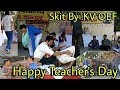 Teachers day funny skit, comedy play by Kv oef students very funny