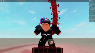 Roblox Ro Ghoul my Ken Kaneki Showcase.