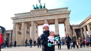 BABYALIVE NA ALEMANHA - Pontos Turísticos em Berlim com Bia Lobo