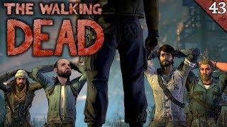 THE WALKING DEAD #43 | A LAS PUERTAS DE LA CIUDAD | Gameplay Español