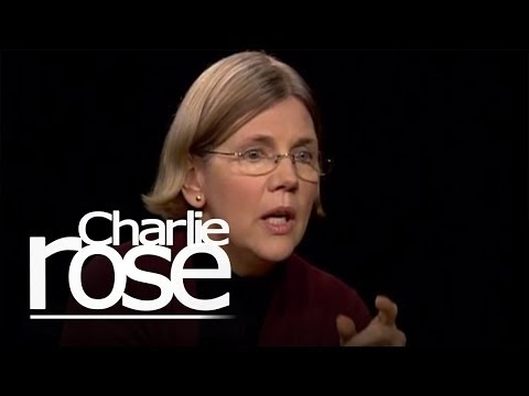 Elizabeth Warren | Charlie Rose