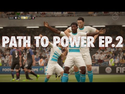 FIFA17 Path to Power ep2 - This Silver is AMAZING!