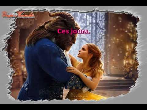 Karaoké - La Belle Et La Bête - Jours Enchantés