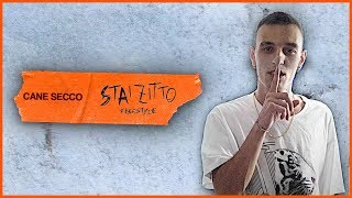 CaneSecco - Stai Zitto (Illegal Freestyle)