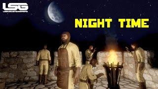 Medieval Engineers - Rope Tension & Night Time