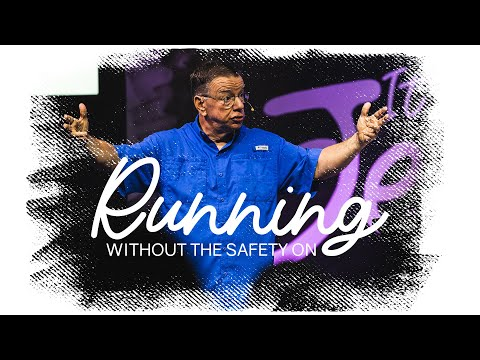 Running Without the Safety On   Dr. Peter Joudry