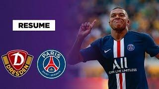 Amical ⚽️ Mbappé flambe, le PSG débute très fort ! 🔥🔥