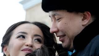Свадебный клип.  Видеограф Илья Шакиров, Кокшетау. 2017