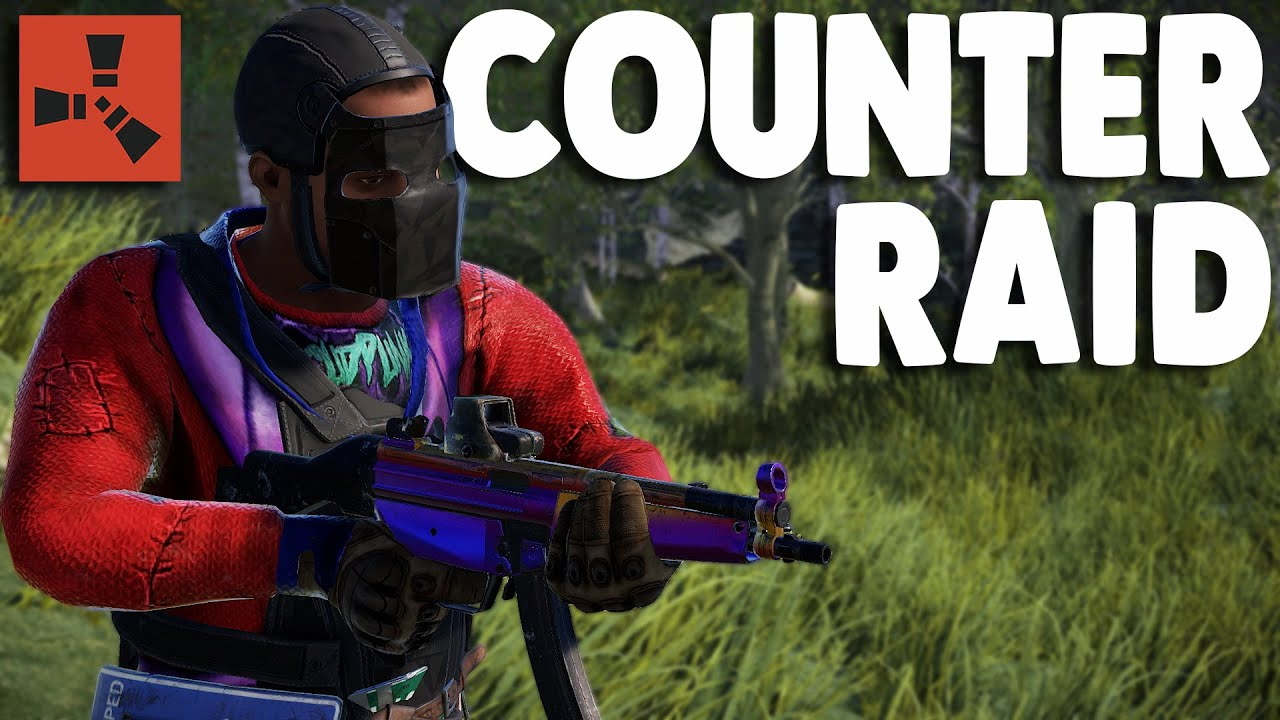 Rust - The COUNTER That Gave Us End Game Loot