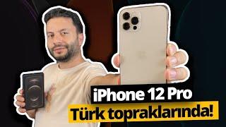 iPhone 12 Pro kutu açılımı!  (Türk topraklarında ilk kez🇹🇷)