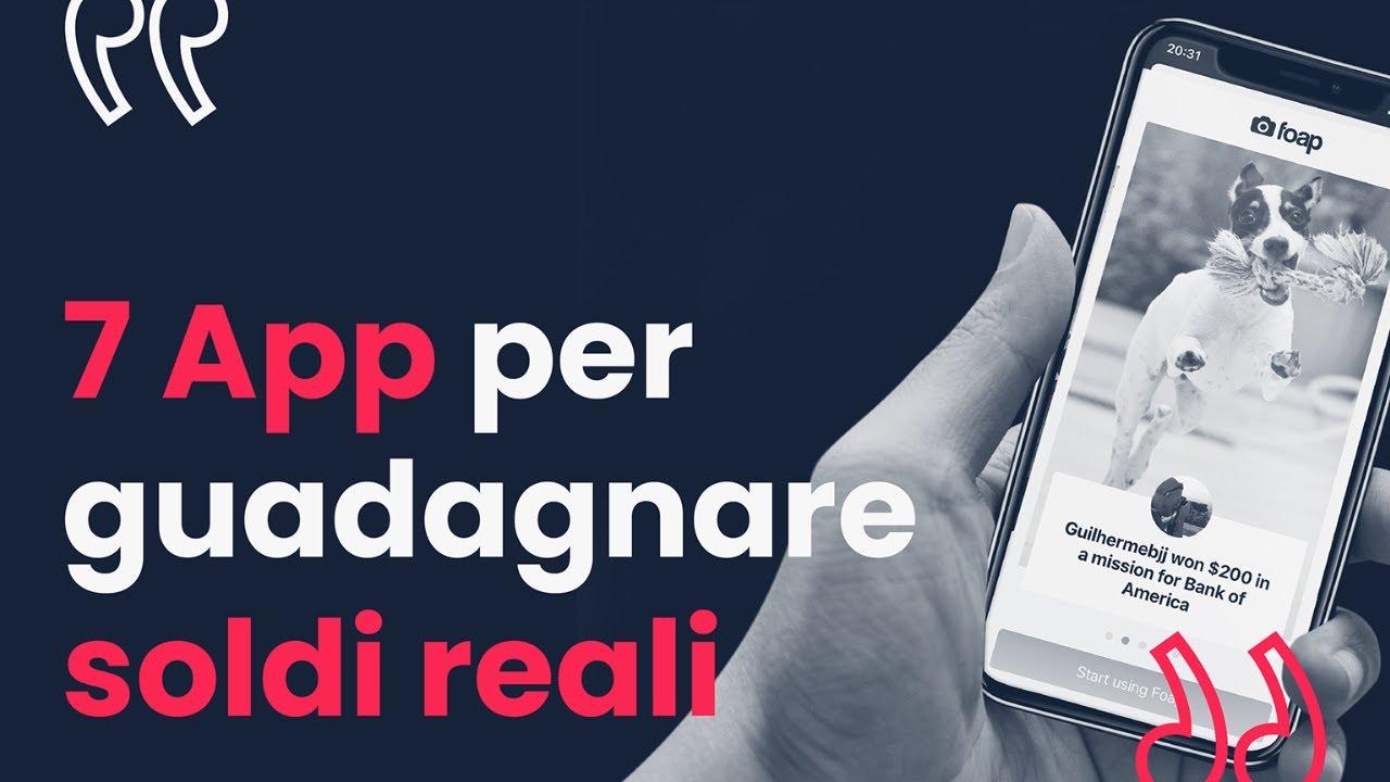 10+1 app che ti fanno guadagnare soldi veri - Wired