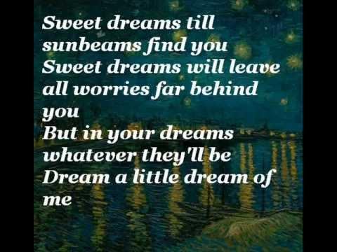 Laura Fygi - Dream a Little Dream of Me (with lyrics)