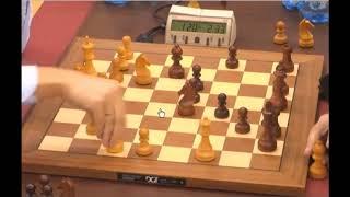 GM Karjakin (Russia) - GM Ivanchuk (Ukraina)