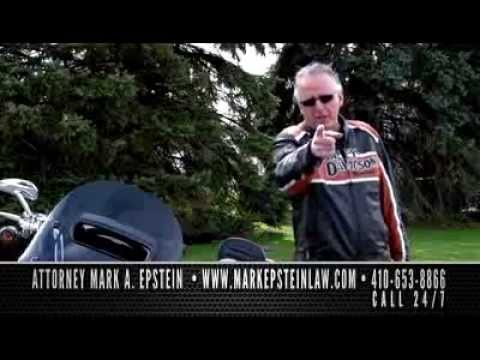 Baltimore Motorcycle Accident Lawyer  Mark A. Epstein  YouTube