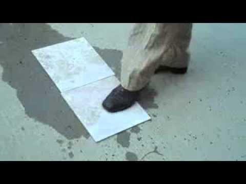 InvisaTread AntiSlip Solution White Porcelain Tiles YouTube - Anti slip solution for tiles