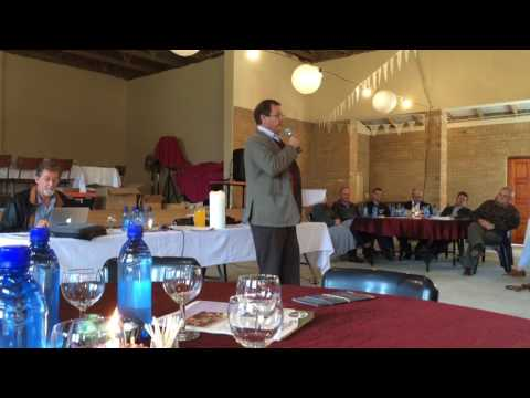 Nelis Janse van Rensburg: Die rol van die NG Kerk in Suid-Afrika