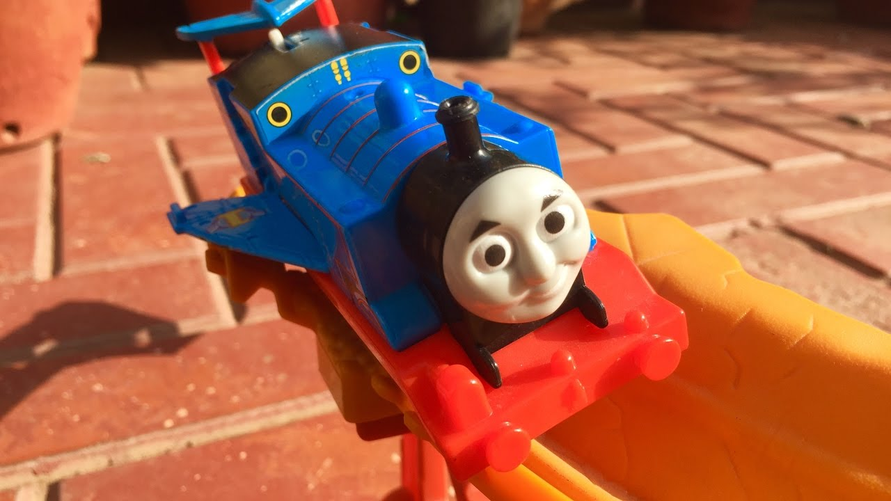 Thomas and Friends Accidents Will Happen Thomas The Toy Train Compilation