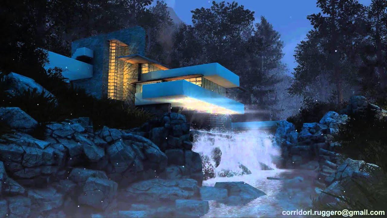 Unity 4 Waterfall House Youtube