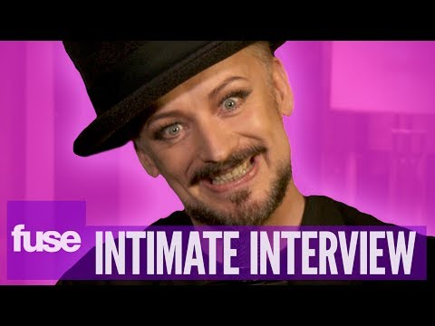 Boy George On Twerking Embarrassing Photos Intimate Interview