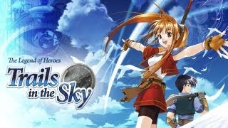 CGR Undertow - THE LEGEND OF HEROES: TRAILS IN THE SKY review for PSP
