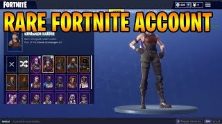 I GOT SCAMMED $50 ON A STACKED FORTNITE ACCOUNT