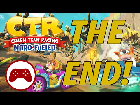 Crash Team Racing Nitro-Fueled: The Final Grand Prix!