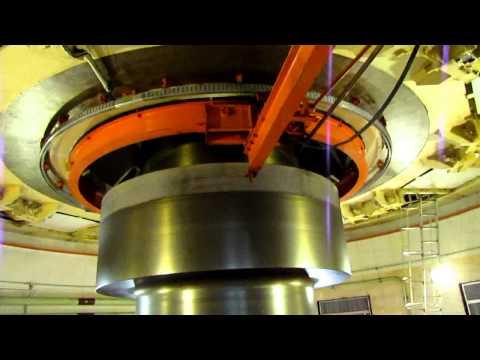 14th Turbine of Itaipu Binacional Hydroelectric