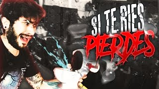La venganza del WC | #SiTeRíesPierdes