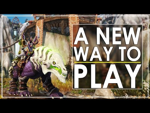 """A New Way To Play World of Warcraft That Feels Like """"WoW 2"""""""