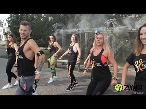 Il Volo, Gente de Zona - Noche Sin Día - ZUMBA choreography by Paweł Milhausen